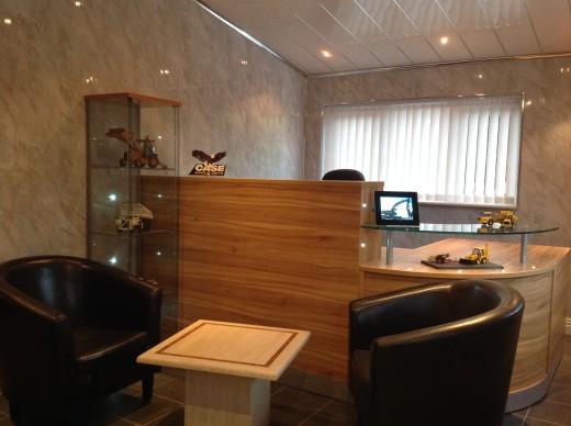 P&L Barton Ltd Reception